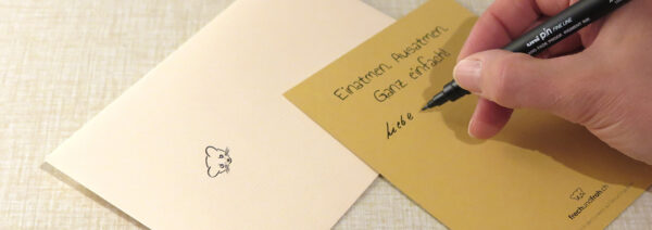 Postkartenversand Service frechundfroh